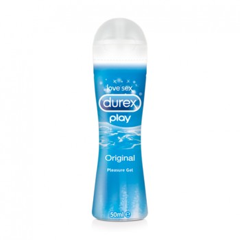 DUREX PLAY ORIGINAL PLEASURE GEL LUBRICANTE