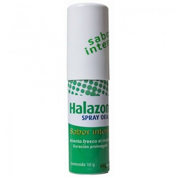 HALAZON SPRAY ORAL 10 GR.