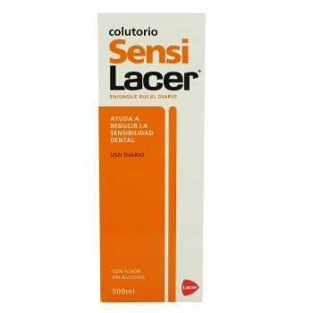 SENSILACER COLUTORIO 500 ML.