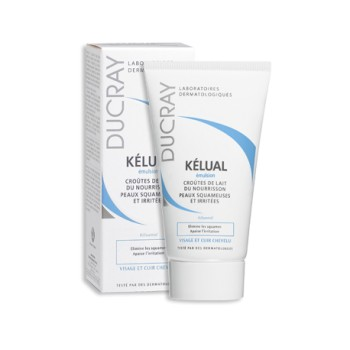 DUCRAY KELUAL EMULSION COSTRA LACT 50 ML