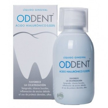 ODDENT AC.HIALURONICO LIQ GINGIVAL 50 ML