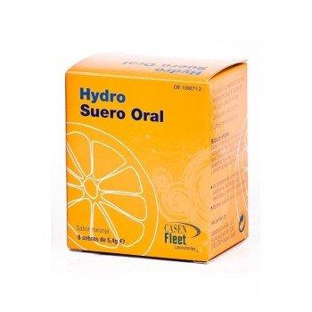 HYDRO SUERO ORAL 8 SOBRES 5.4 G
