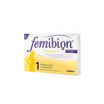 FEMIBION PRONATAL 1- 30 COMPRIMIDOS