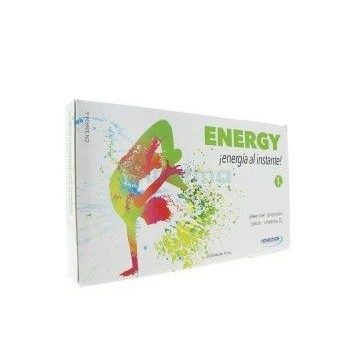 ENERGY 20 VIALES 10ML HOMEOSOR