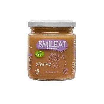 POTITO SMILEAT 3 FRUTAS +4 MESES  230G