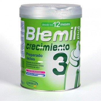 BLEMIL PLUS 3 EFECTO BIFIDUS 800 G