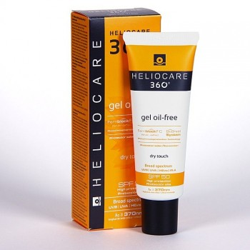 HELIOCARE 360 GEL OIL FREE FACIAL SPF 50 50ml