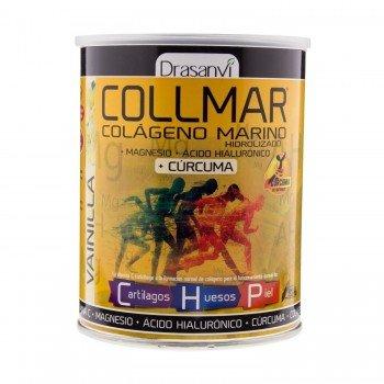COLLMAR COLÁGENO MARINO CON CURCUMA VAINILLA 300 GRAMOS