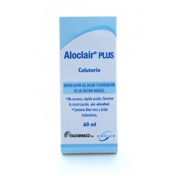 ALOCLAIR PLUS COLUTORIO 60 ML.