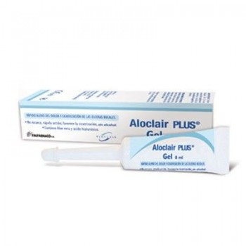 ALOCLAIR PLUS GEL 8 ML.