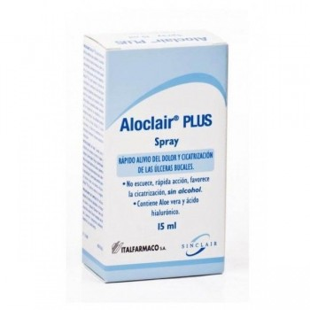ALOCLAIR PLUS SPRAY 15 ML.