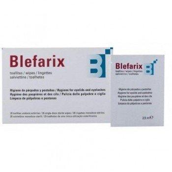 BLEFARIX TOALLITAS 20 UND.