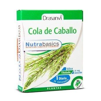 COLA DE CABALLO DRASANVI 30CÁPSULAS