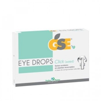GSE EYE DROPS CLICK 10 U
