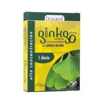 GINKGO PLUS 30 DRASANVI CÁPSULAS