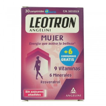 LEOTRON MUJER 30 COMP