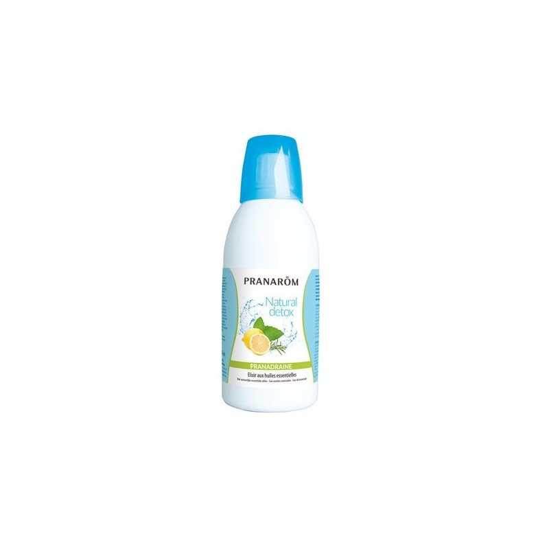 PRANADRAINE NATURAL DETOX 500 ML PRANAROM