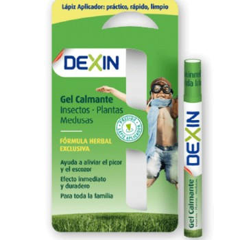 DEXIN GEL CALMANTE INSECTOS 2 ML