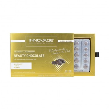 INNOVAGE BEAUTY CHOCOLATE 120COMP