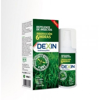 DEXIN ANTIMOSQUITOS SPRAY