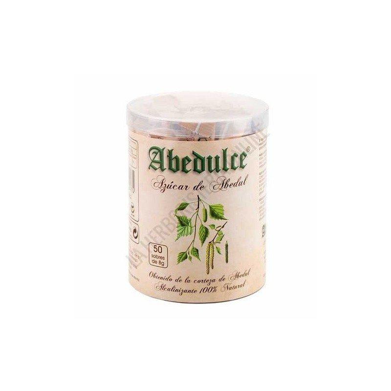 ABEDULCE-AZUCAR DE ABEDUL 50 SOBRES