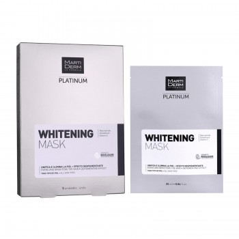MARTIDERM WHITENING MASK 25 ML X 5 U