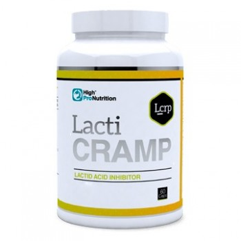 LACTI CRAMP 60 CAP.   HIGH PRO NUTRITION