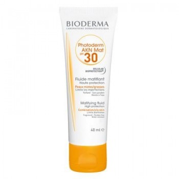 PHOTODERM AKN SPF 30 MAT FLUIDO BIODERMA 40 ML