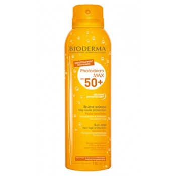 PHOTODERM MAX SPF 50+ SPRAY BRUMA SOLAR BIODERMA