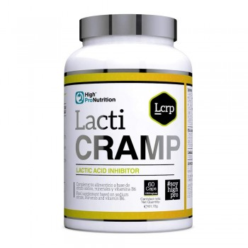 LACTI CRAMP 60 CAP.   HIGH PRO NUTRITION