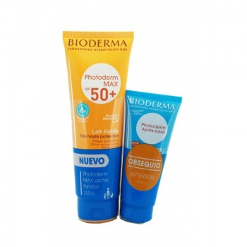 PHOTODERM MAX BIODERMA SPF50+ LECHE FAMILIAR