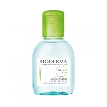 SEBIUM H2O BIODERMA 100 ML