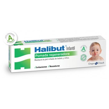 HALIBUT INFANTIL POMADA 45GR.