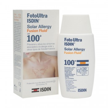 FOTOULTRA ISDIN SOLAR ALLERGY FUSION FLUID FOTOD