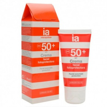 INTERAPOTHEK SPF50+ GEL SOLAR 50 ML