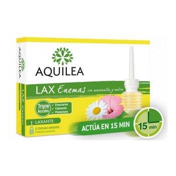 AQULEA LAX ENEMA 6 ENEMAS