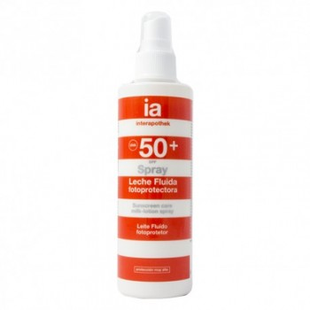 INTERAPOTHEK SOLAR SPRAY SPF50+ 200 ML  PZ 012