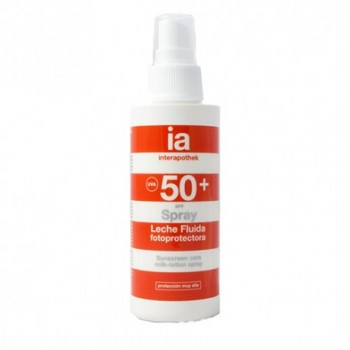 INTERAPOTHEK SOLAR SPRAY SPF50+ 100ML   PZ 012