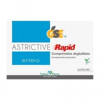 GSE ENTERO ASTRICTIVE RAPID 24 COMPRIMIDOS DEGLU
