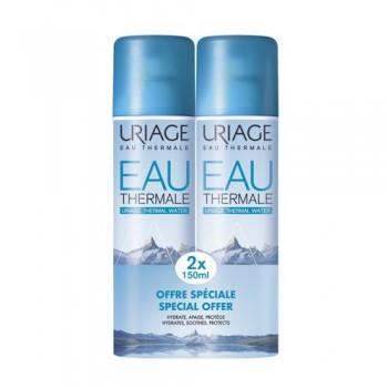 URIAGE AGUA TERMAL DUPLO 150ML