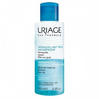 URIAGE DESMAQUILLANTE DE OJOS WATERPROOF 100 ML