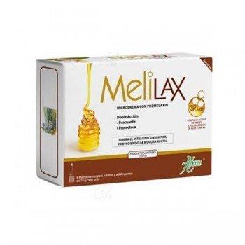MELILAX MICROENEMAS 10 GR 6UDS