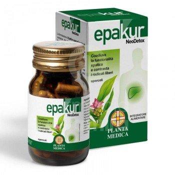 EPAKUR NEODETOX HÍGADO 50 CÁPSULAS