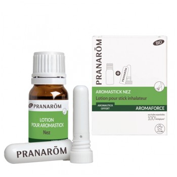 AROMASTICK NARIZ + LOCION 10 ML AROMAFORCE