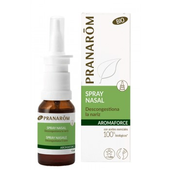 PRANAROM SPRAY 15ML NASAL AROMAFORCE