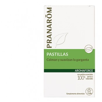 AROMAFORCE PASTILLAS 21 PASTILLAS