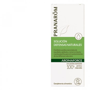 PRANAROM DEFENSAS NATURALES SOL. 30ML AROMAFORCE