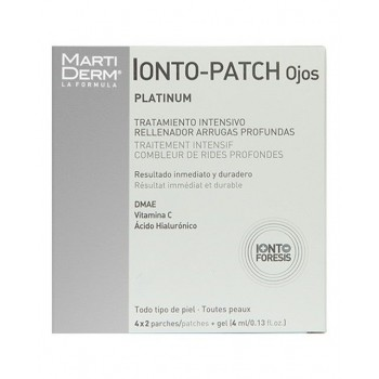 MARTIDERM IONTO-PATCH OJOS + 2 PARCHES 4 SOBRES