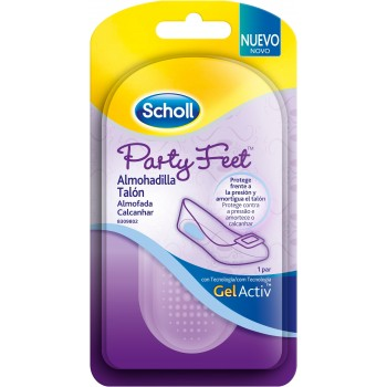 SCHOLL PARTY FEET GEL ALMOHADILLA TALON