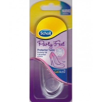 SCHOLL PARTY FEET GEL PROTECTOR TALON